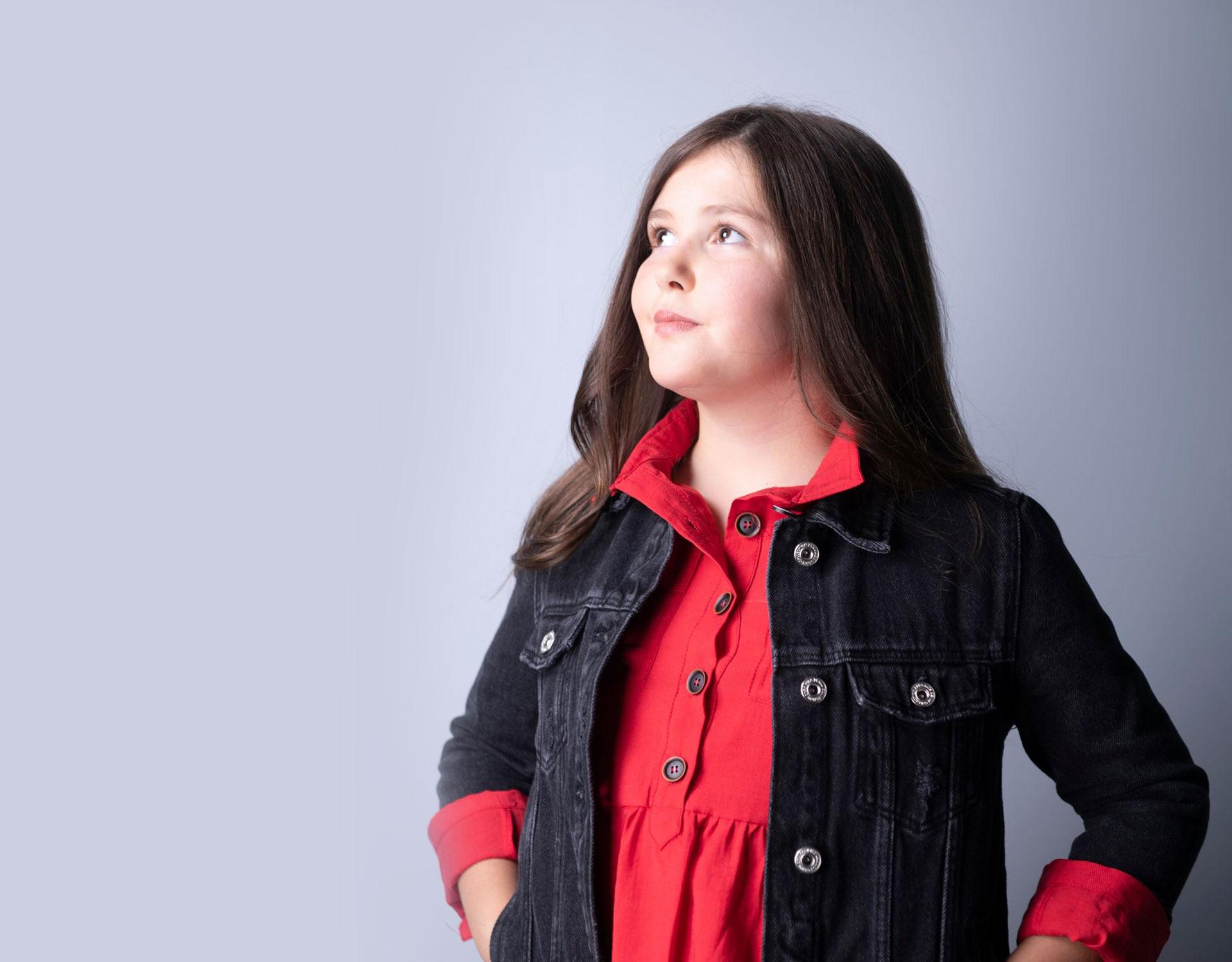 JOANA ALMEIDA - Junior Eurovision Song Contest background image